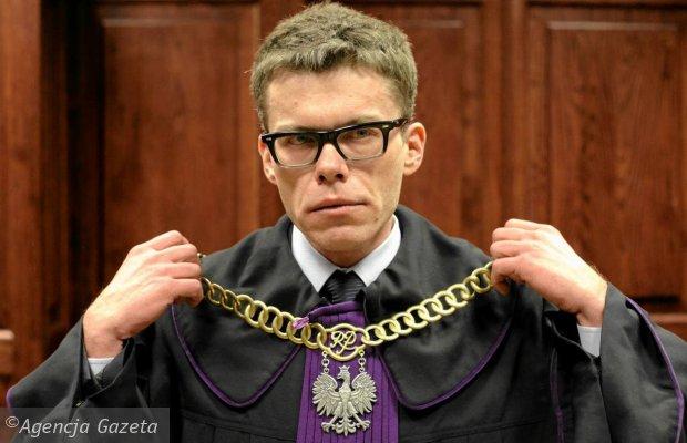 Sędzia Igor Tuleya (Fot. Sławomir Kamiński / Agencja Gazeta)
