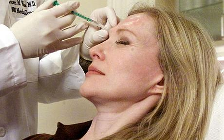 Cosmetic Surgery BOTOX